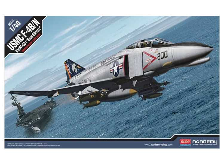 USMC F-4B/N VMFA-531 Gray Ghosts