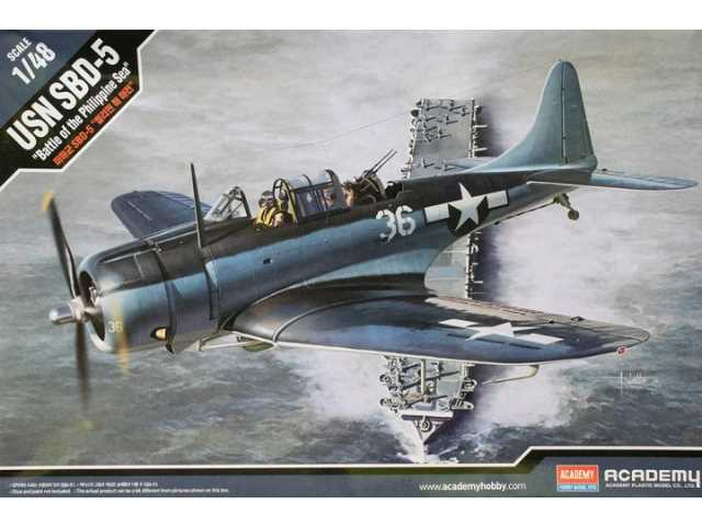 Academy 1/48 12329 SBD-5 Dauntless Battle of the Philippine Sea