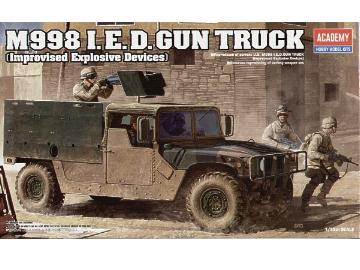 Academy 1/35 13405 M998 I.E.D (Improvised Explosive Devices) Gun Tractor
