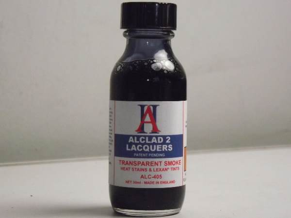Alclad 2 30ml 405 Transparent Black/Smoke - Transparent Colour