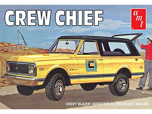 Chevy Blazer Crew Chief