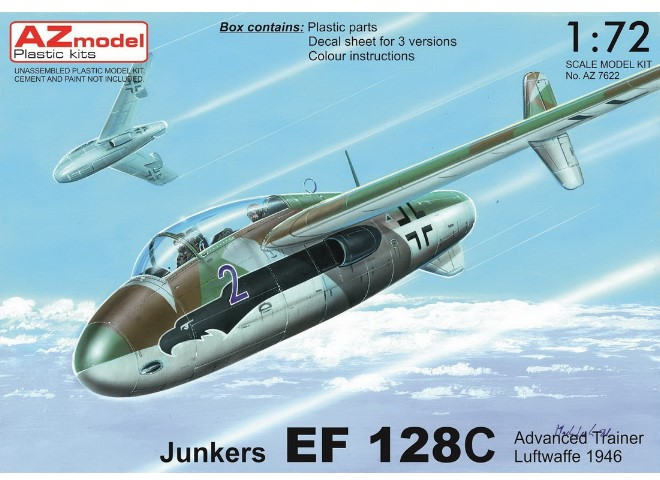 Junkers EF-128C 'Advanced Trainer Luftwaffe 46'