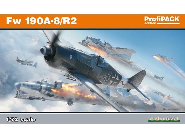 Fw 190A-8/R2 - Profipack Edition