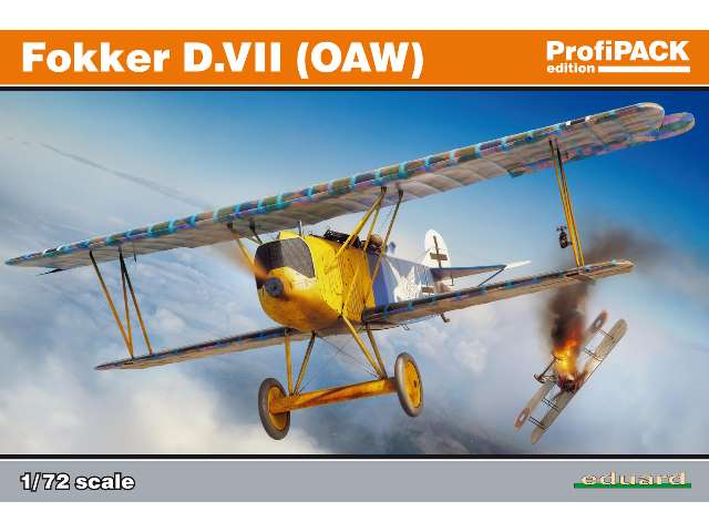 Fokker D. VII (OAW) - Profipack Edition