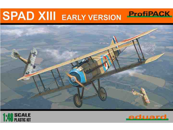 Spad XIII Early - Profipack