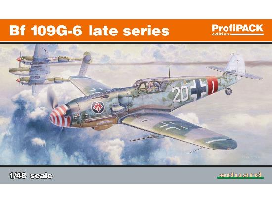 Bf 109G-6 late series - Profipack Edition