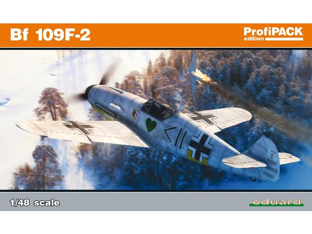 Bf 109F-2 - Profipack Edition