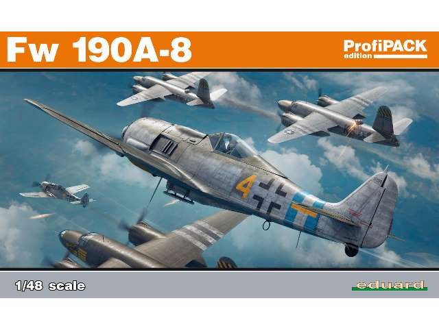 Fw 190A-8 - Profipack Edition