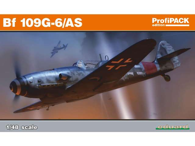 Bf 109G-6/ AS - Profipack Edition
