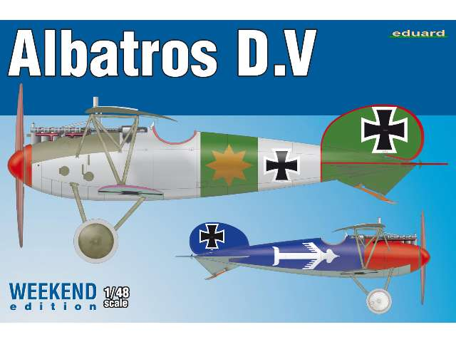 Eduard Albatros D. V - Weekend Edition 8408