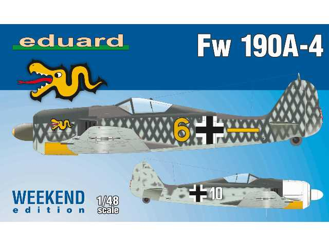 Fw 190A-4 Weekend Edition