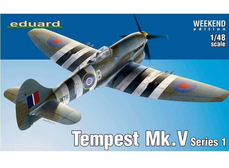 Eduard Tempest Mk.V - Weekend Edition 84171
