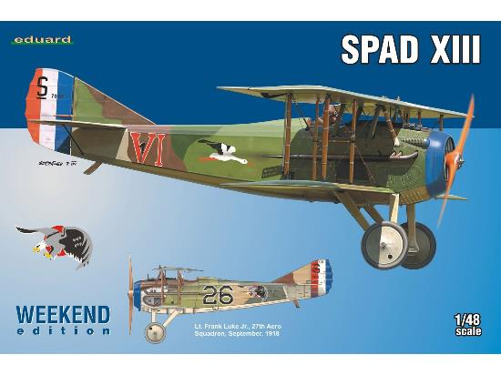 SPAD XIII Weekend Edition