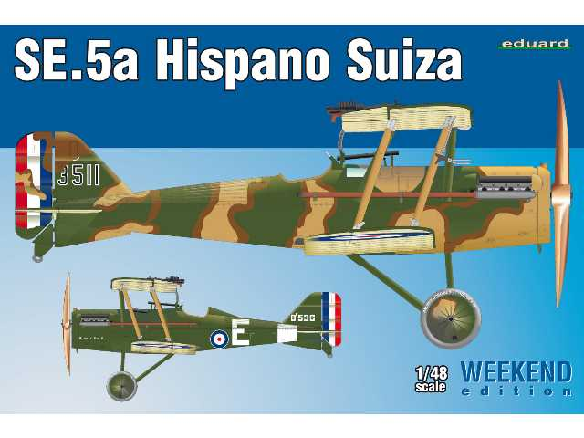 SE.5a Hispano Suiza - Weekend Edition