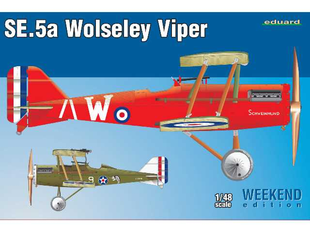 SE.5a Wolseley Viper - Weekend Edition