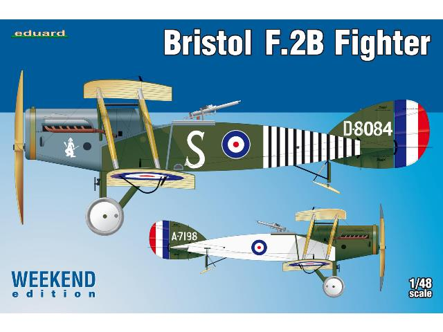 Eduard Bristol F.2B Fighter - Weekend Edition
