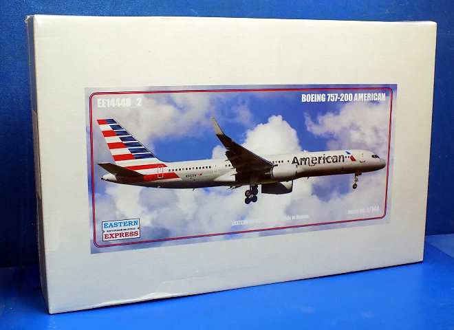 Eastern Express 1/144 14802 Boeing 757-200 American Airlines
