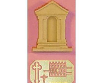 Extratech 1/72 B72001 Small chapel