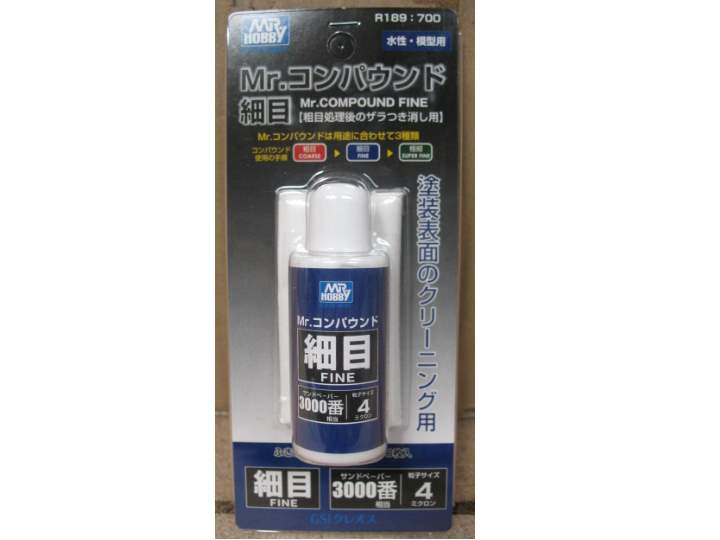 Gunze Sangyo 25ml R189 Mr. Compound Fine