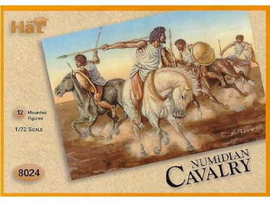 Hat Numidian Cavalry