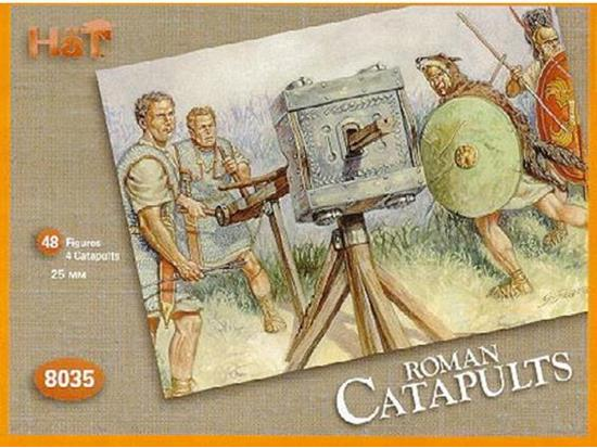 Hat Roman Catapult 25mm 8035