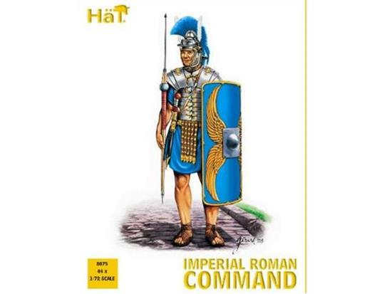 Hat 1/72 8075 Roman Imperial Command