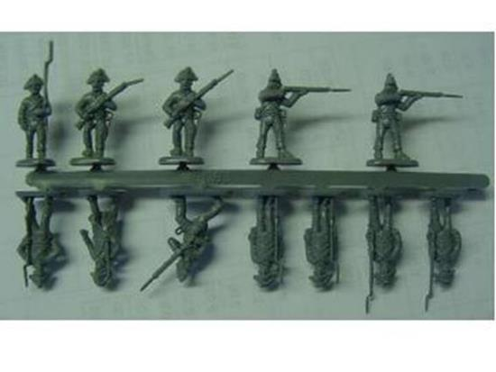 Hat 1/72 8083 1806 Prussian Musketeers