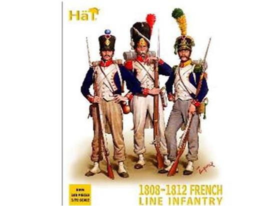 1808-1812 French Infantry Double Set