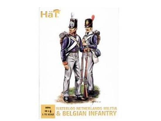 Hat Waterloo Netherlands Militia & Belgian Infantry