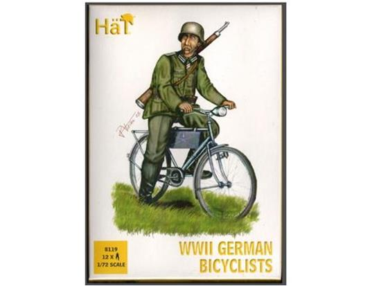 Hat German Bicyclists 8119