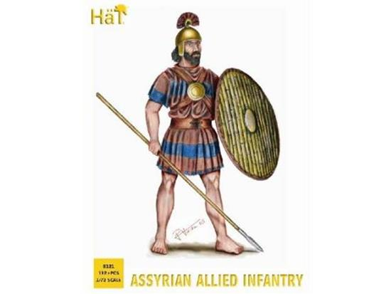 Hat Assyrian Allied Infantry 8121