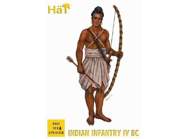 Hat Indian Infantry IV BC 8154