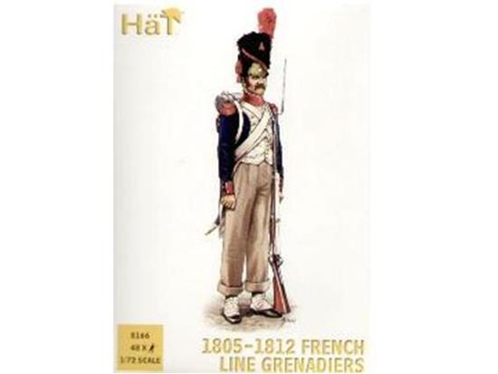 Hat French Line Grenadiers 1805-1812 8166