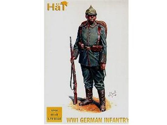 Hat WWI German Infantry