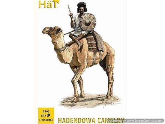 Hat 1/72 8208 Hadendowa Camelry