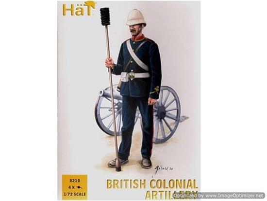 Hat British Colonial Artillery