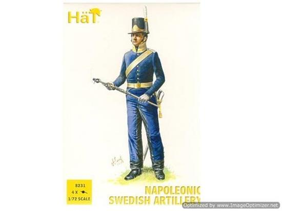 Hat Napoleonic Swedish Artillery 8231
