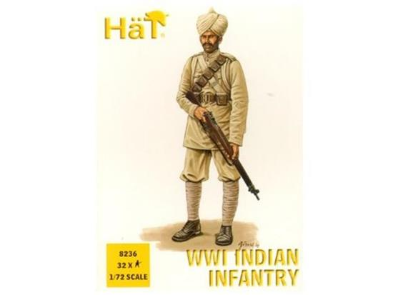 Hat WWI Indian Infantry 8236
