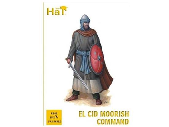 Hat El Cid Moorish Command