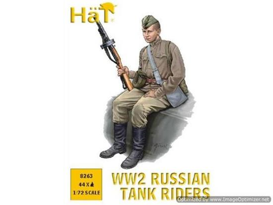 Hat WWII Russian Tank Riders 8263
