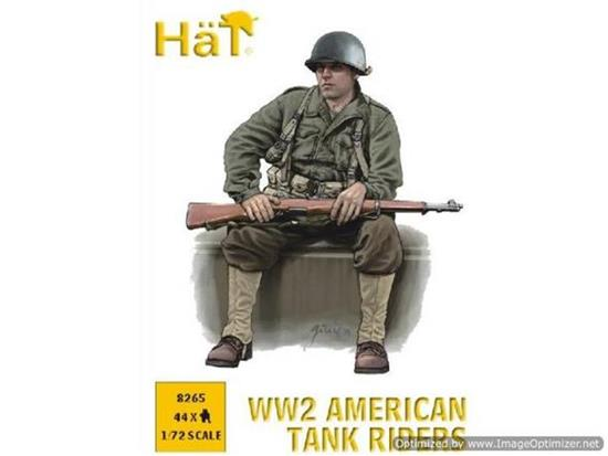 Hat WWII US Tank Riders 8265