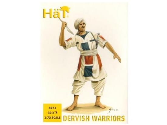 Hat Dervish Warriors (Colonial) 8271