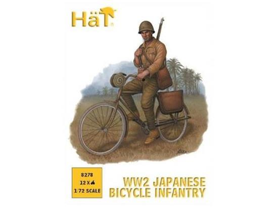 Hat WWII Japanese Bicyclists 8278