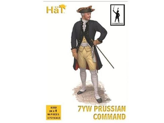 Hat 7YW Prussian Infantry, Command Seven Years War 8282