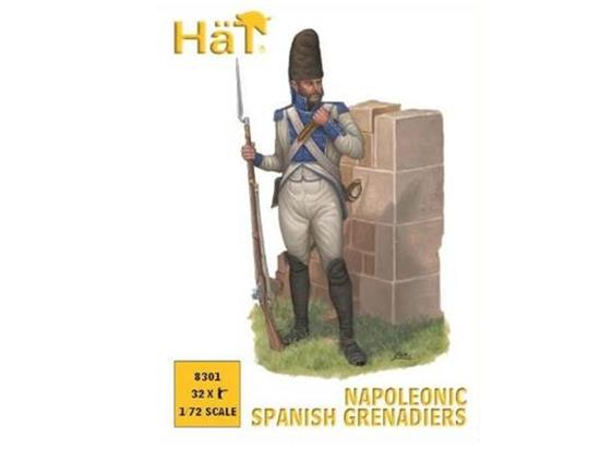 Hat Napoleonic Spanish Grenadiers