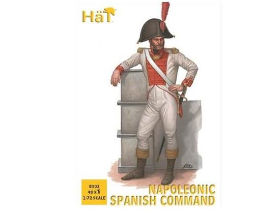 Hat Napoleonic Spanish Command 8303
