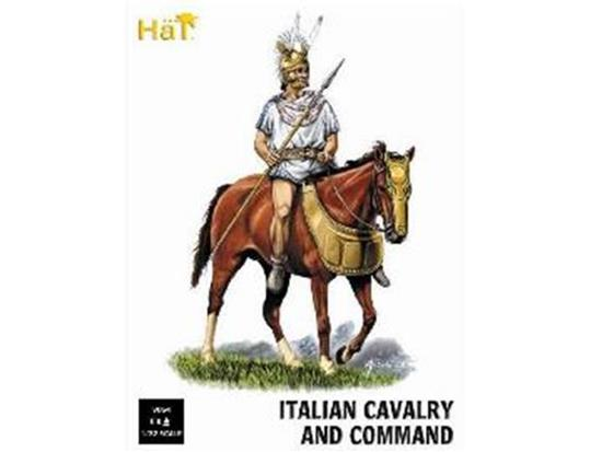Italian Cavalry and Command