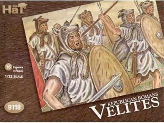 Republican Romans Velites