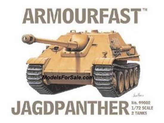 Armourfast Jagdpanther Tank Destroyer X2 99002