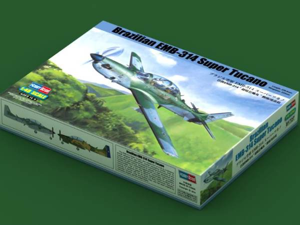Hobbyboss 1/48 81727 Brazilian EMB-314 Super Tucano - *Limited Stock At This Price*
